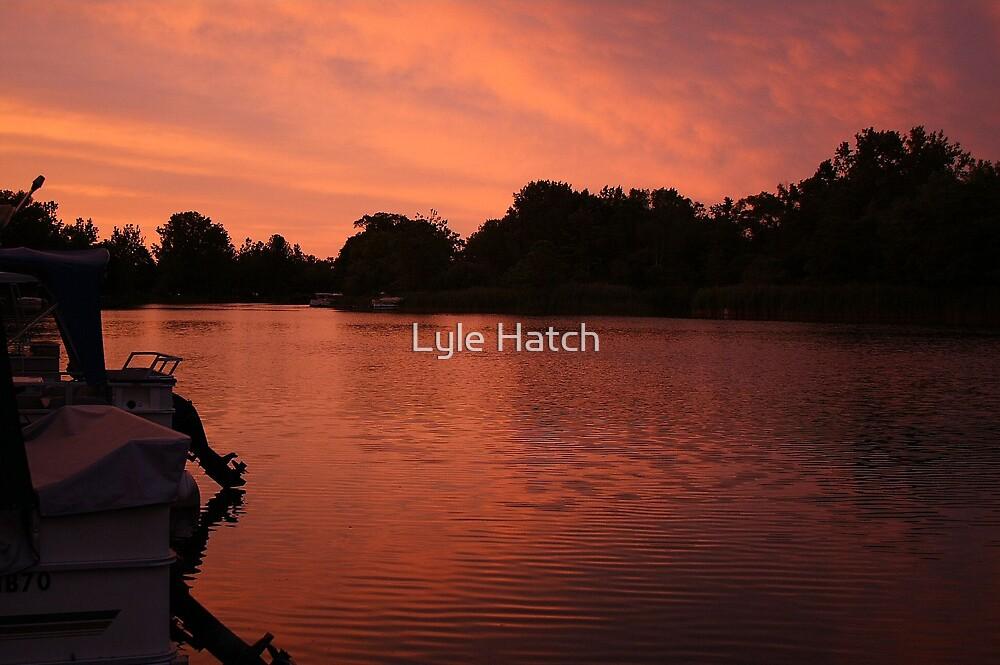 Motors Up by Lyle Hatch