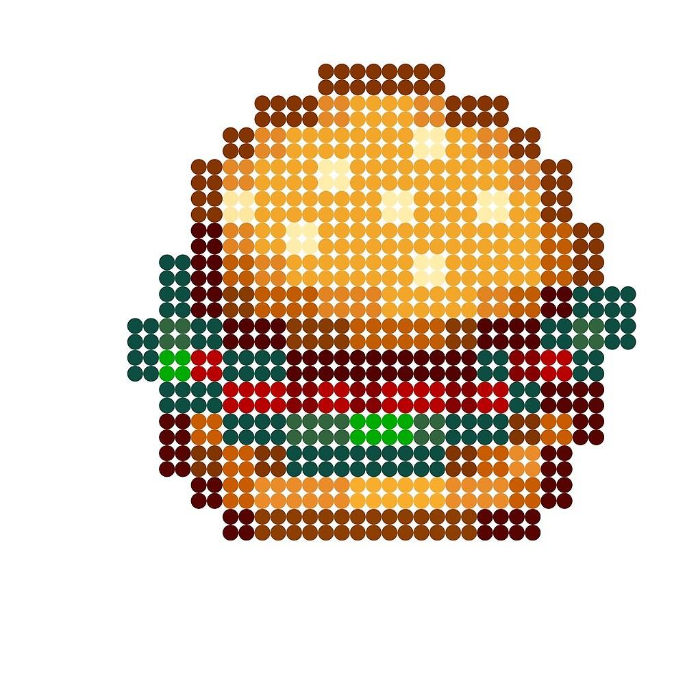 Stardew Valley Survival Burger Icon by EuropeanMutty