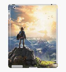 Legend of Zelda : Breath of the Wild Art iPad Case/Skin