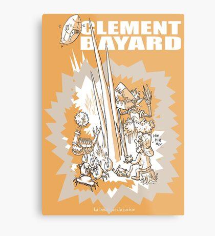 Bayard Impression métallique