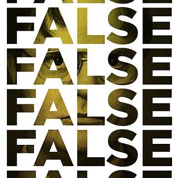 Dwight Shrute False Design by theofficememe