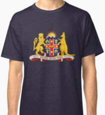 Coat of Arms of New South Wales, Australia Classic T-Shirt