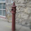 Old Hydrant by William Blair
