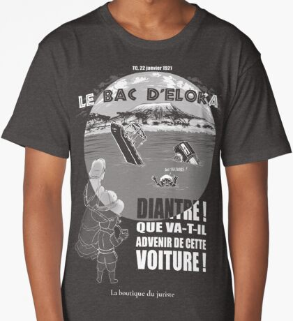 Eloka T-shirt long