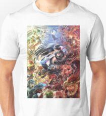 Smash 4 Bayonetta Reveal Illustration Unisex T-Shirt