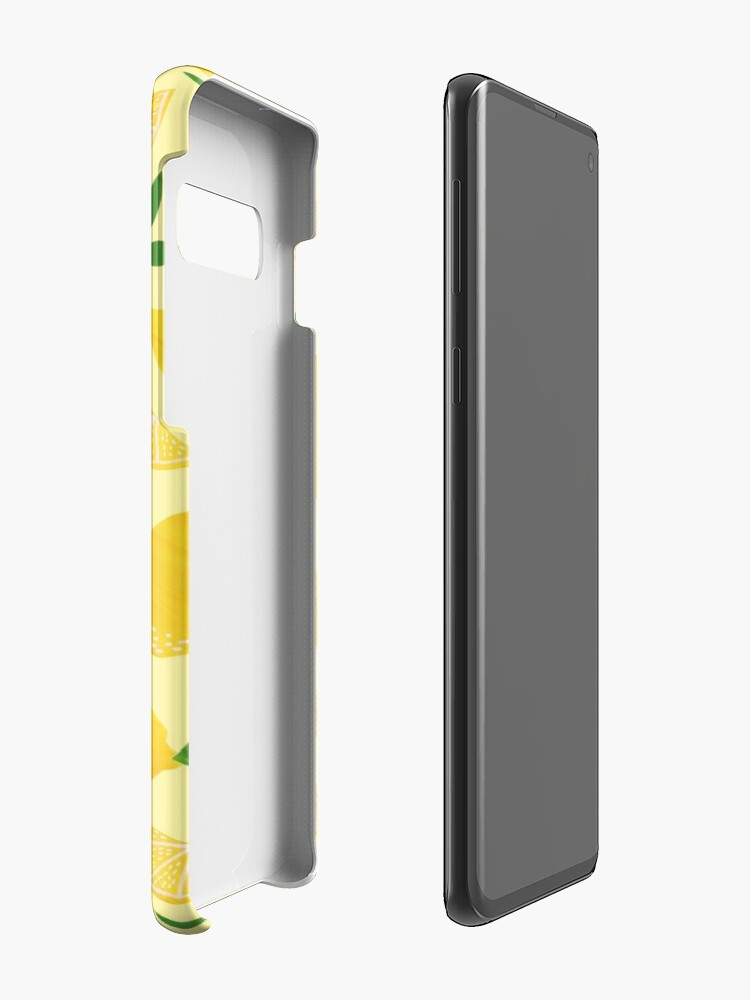 Alternate view of Squeeze the Day Case & Skin for Samsung Galaxy