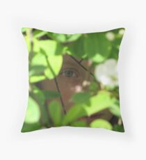 eye of the world Throw Pillow