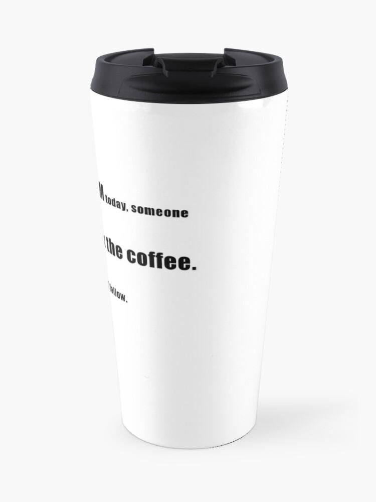 2b3cc6d614f The Office - Future Dwight Poisoned Coffee Mug