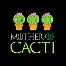 Mother of CACTI by jazzydevil