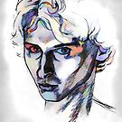 Self Portrait as a Teenager by Oleg Atbashian