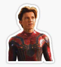 peter-man Sticker