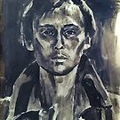 Self Portrait as a Conscript into the Soviet Army by Oleg Atbashian