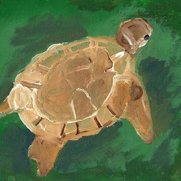 Sea Turtle! by PositiveAutism