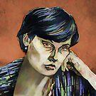 Vika H. by Oleg Atbashian