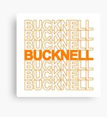 Bucknell Universität Leinwanddruck