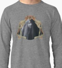 Queen of Darkness: Paper Bunnies & Light Witch  Lightweight Sweatshirt