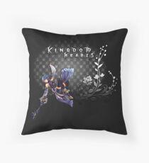 Kingdom Hearts - Aqua Throw Pillow