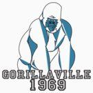 Gorillaville Represent by Che ese