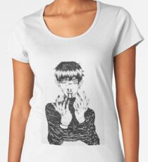 bloody nose Women's Premium T-Shirt