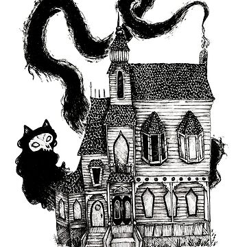 Haunted  by melancholymoon