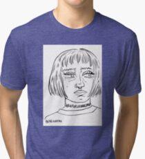 Internet girl Tri-blend T-Shirt