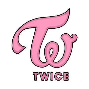Twice Logo Hand Drawn by TZMNUK