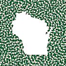 Wisco: Milwaukee Basketball Colors by abigailhausman