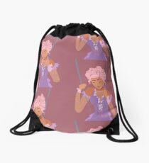 Anne Wheeler Zendaya Drawstring Bag