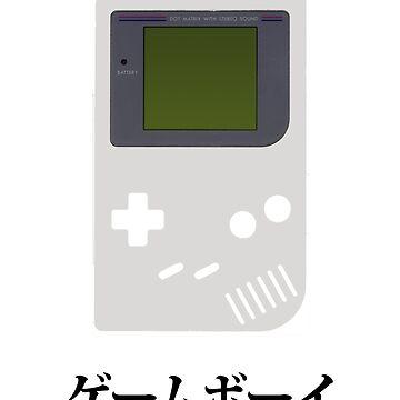 Game Boy Minimalism by CWspatula