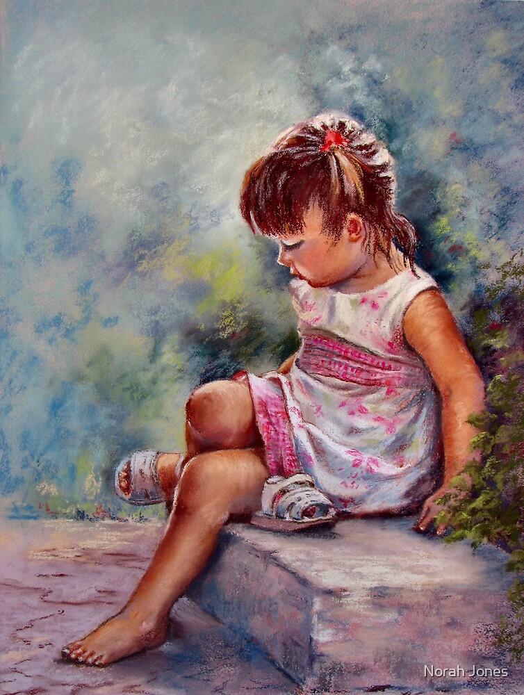 Tired little Sofie by Norah Jones