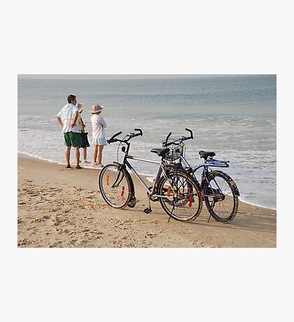Goa beach, India Photographic Print