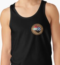 3rd Infantry Division Iraq War Veteran Tank Top