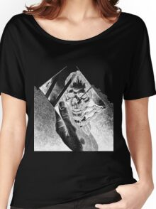 Replica (Black) Women's Relaxed Fit T-Shirt