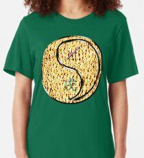 Sagittarius & Dog Yang Fire Slim Fit T-Shirt