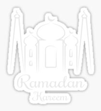 Ramadan Kareem Ramadan Mubarak Sticker