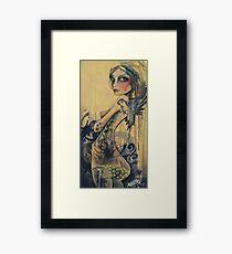Katie Framed Print