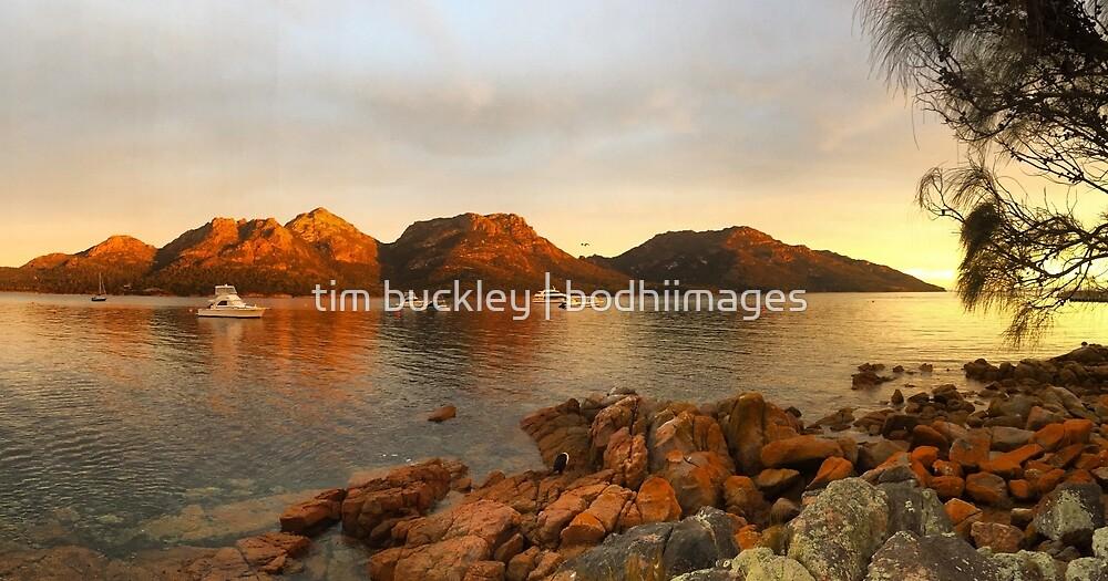 Freycinet Peninsula, eastcoast Tasmania, Australia by tim buckley | bodhiimages