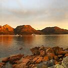 Freycinet Peninsula, eastcoast Tasmania, Australia by tim buckley | bodhiimages
