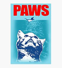 PAWS - The Hunt Is On! Photographic Print