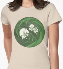 Zelekha - God of Flowers and New Love Women's Fitted T-Shirt