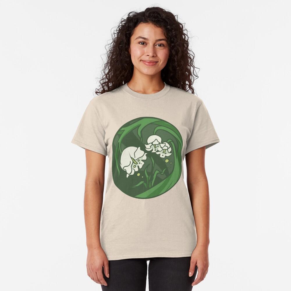 Zelekha - God of Flowers and New Love Classic T-Shirt