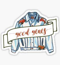 Good genes Sticker