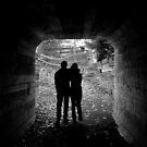 Tunnel of Love by rosaliemcm