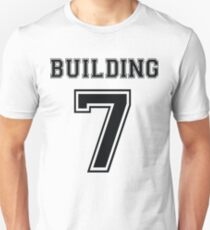 Building 7 - Controlled Demolition T-Shirt