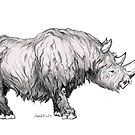 Woolly Rhino by sneercampaign