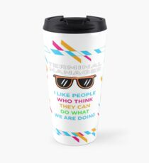 TERMINAL MANAGER Travel Mug