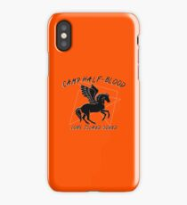 80s Camp Half Blood iPhone Case