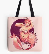 Because every-body can be a mermaid Tote Bag
