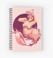 Cuaderno de espiral Porque todo el mundo puede ser una sirena
