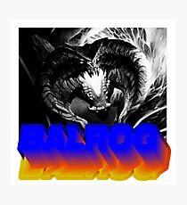 Balrog  Photographic Print